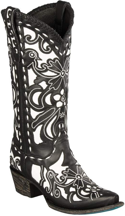 Lane Boots Robin Cowboy Boot