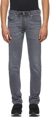 Diesel Grey Thommer CB-NE Jogg Jeans