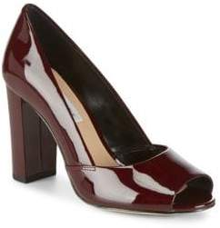 Saks Fifth Avenue Leather Pumps