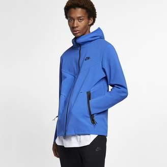 Nike Men's Full-Zip Hoodie Sportswear Tech Pack