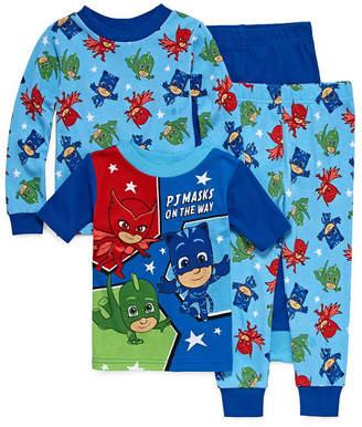 PJ MASKS 4-pc. PJ Masks Pajama Set Boys