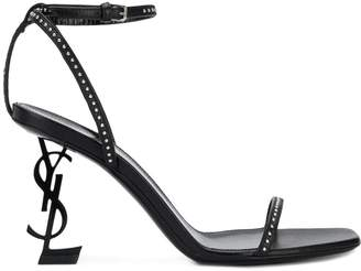 Saint Laurent Opyum Studded Sandals