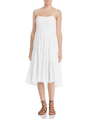 Nation Ltd. Gianna Tiered Midi Dress