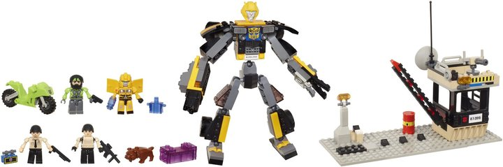 Bumble Bee KRE-O Transformers Stealth Bumblebee
