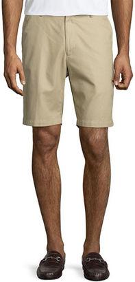 Peter Millar Lightweight Twill Shorts $95 thestylecure.com