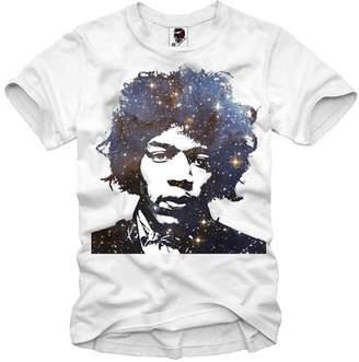 URBAN RESEARCH E1syndicate T-Shirt Jimi Hendrix Woodstock Stars Club 27 Jim Morrison
