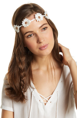 FINEST ACCESSORIES Floral Headbands - Set of 2 $19.97 thestylecure.com