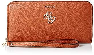 52904b4ced GUESS Brown Women s Wallets - ShopStyle
