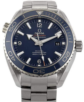 Omega Men's Seamaster Planet Ocean Watch
