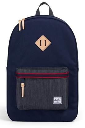 Herschel Heritage Offset Denim Backpack