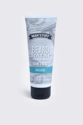 boohoo MAN Stuff Beard Balm