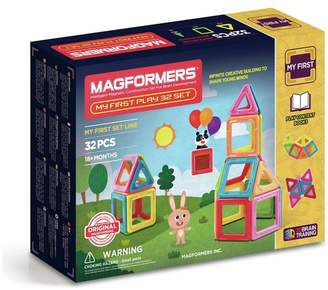 Lego Magformers 32 Piece My First Play Set