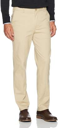 Izod Men's Saltwater Stretch Straight Fit Pant