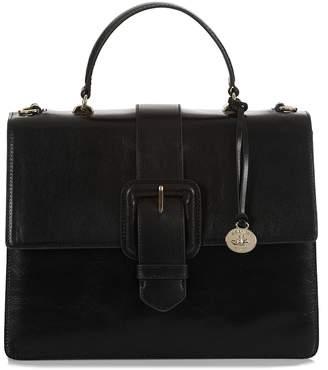 Brahmin Medium Francine Leather Satchel
