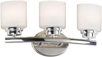 Kenroy Home Bow 3-Light Vanity Light