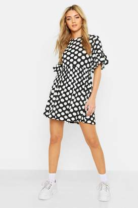 d990512e519b boohoo Smocked Dresses - ShopStyle UK