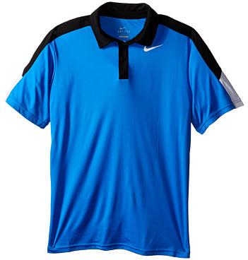 Nike Kids Dry Short Sleeve Tennis Polo (Little Kids/Big Kids)
