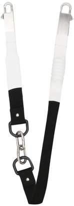 Rick Owens chain strap key chain
