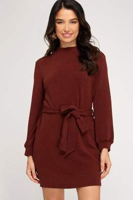 Factory Unknown Fall Dress