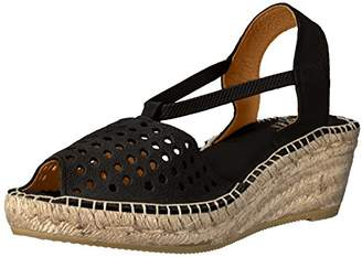 Andre Assous Women's Corrine Espadrille Wedge Sandal $55.06 thestylecure.com