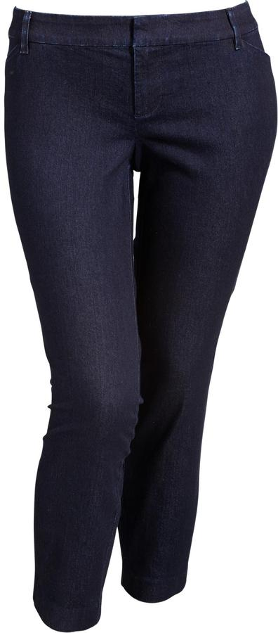 Old Navy Women's Plus Denim Ankle Pants