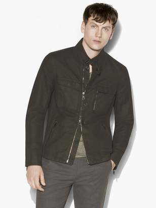 John Varvatos Modern Field Jacket