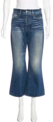 Frame Re-Release Rigid High-Rise Jeans