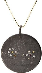 fettY Cancer Zodiac Necklace- 6/22-7/22