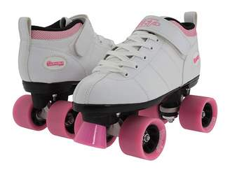 Chicago Skates Girls and Bullet Speed Skate