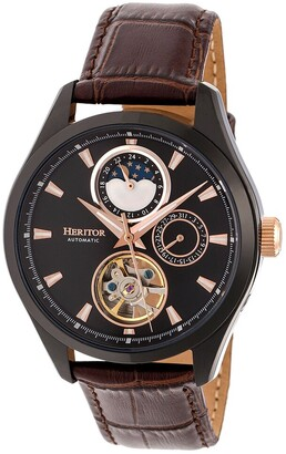 Heritor Automatic Men's Barnes Watch