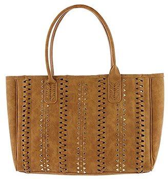 Steve Madden Hunter Shoulder Handbag,Tan $69.99 thestylecure.com