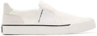 Diesel Off-White S-Flip So Low Sneakers
