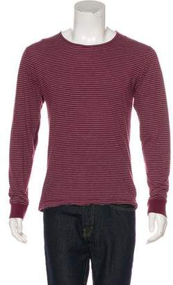 Paul Smith Woven Striped T-shirt