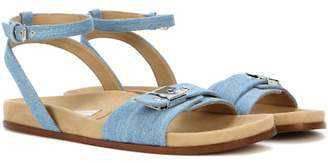 Stella McCartney Denim sandals