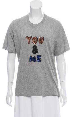 Markus Lupfer Alex Embellished T-Shirt