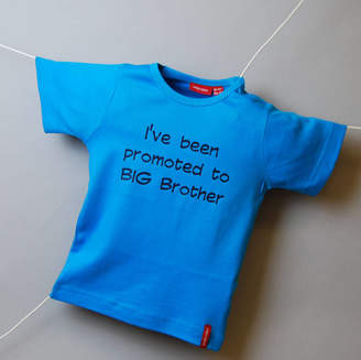 2f547e68535 Simply Colors Personalised Big Brother   Sister T Shirt