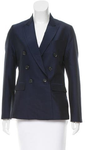 3.1 Phillip Lim 3.1 Phillip Lim Double-Breasted Iridescent Blazer
