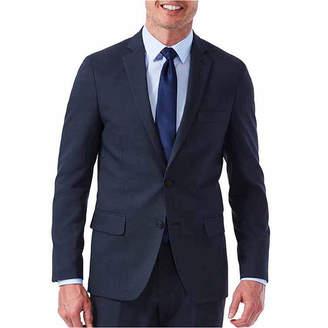 Haggar EXS Performance Melange Slim Fit Suit Jacket