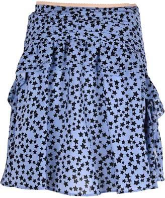 N°21 N.21 Stars Print Mini Skirt