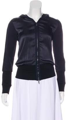 Callens Hooded Zip-Up Jacket