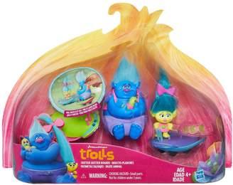 Hasbro DreamWorks Trolls Critter Skitter Boards Set