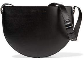 Victoria Beckham Half Moon Leather Shoulder Bag