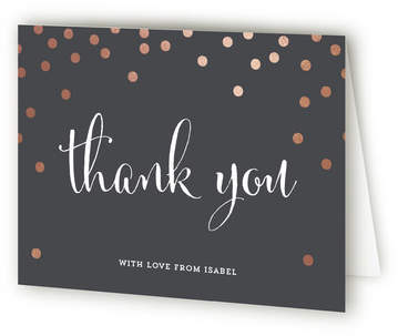 Simply Let's Party Retirement Party Thank You Cards
