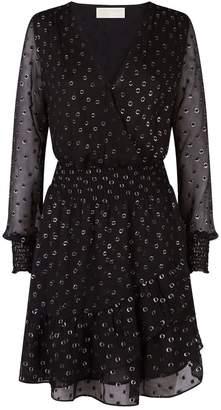 MICHAEL Michael Kors Ruffled Dress