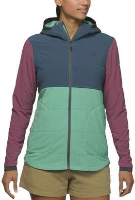 The North Face Mountain Sweatshirt Full Zip Hoodie - Women's