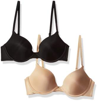 Calvin Klein Women's Essence 2 Pack Push up Bra