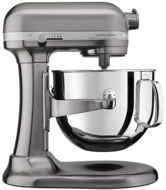KitchenAid Pro Line® Brushed Nickel Stand Mixer, 7 Qt.