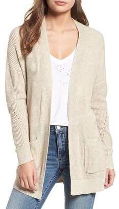 BP Open Front Cotton Cardigan