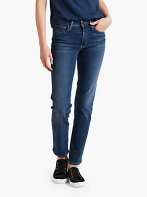 Levi's 712 Mid Rise Slim Jeans, Read Between The Lines