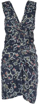 Isabel Marant Flower Print Dress